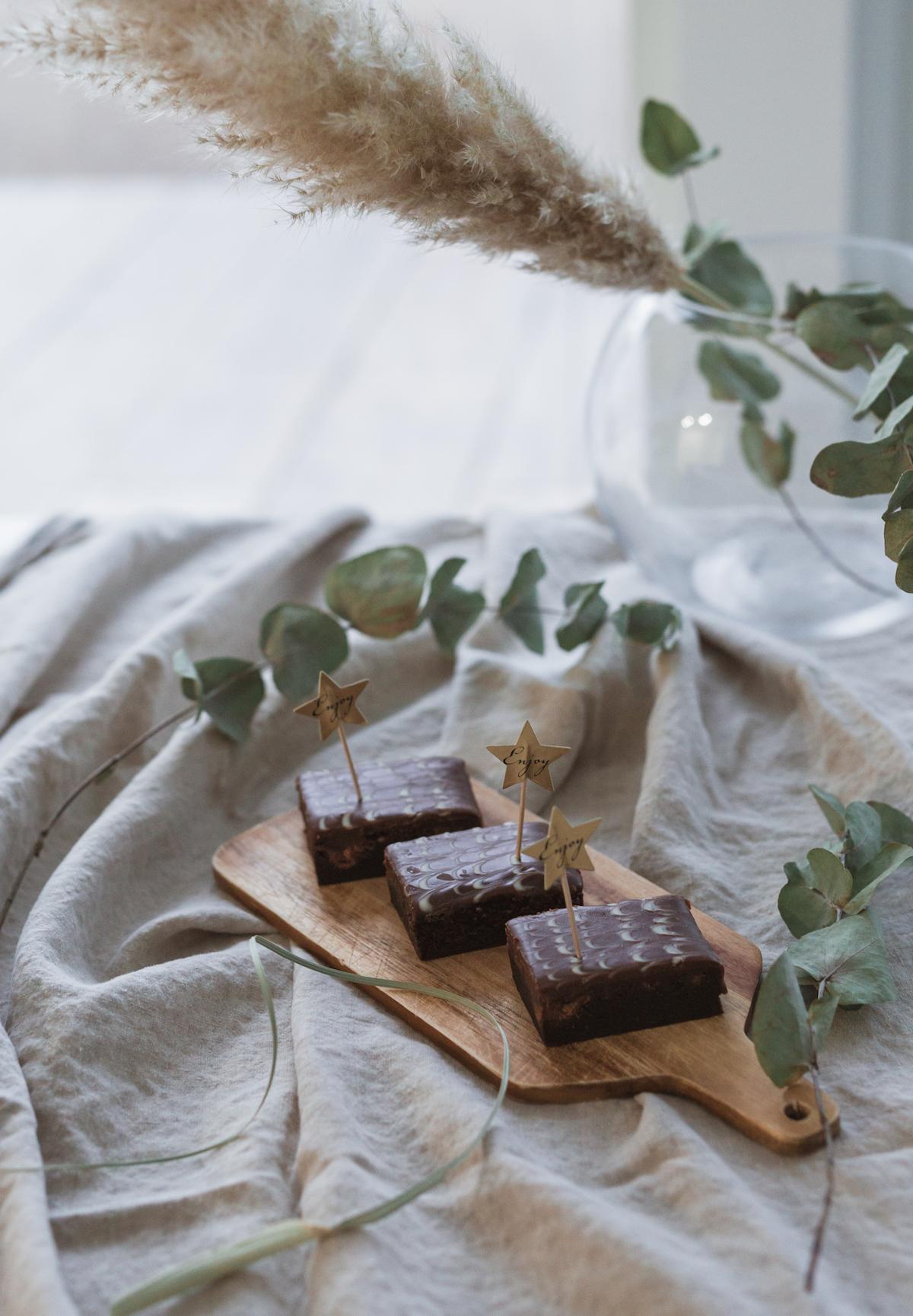 Minttusuklaa-brownies