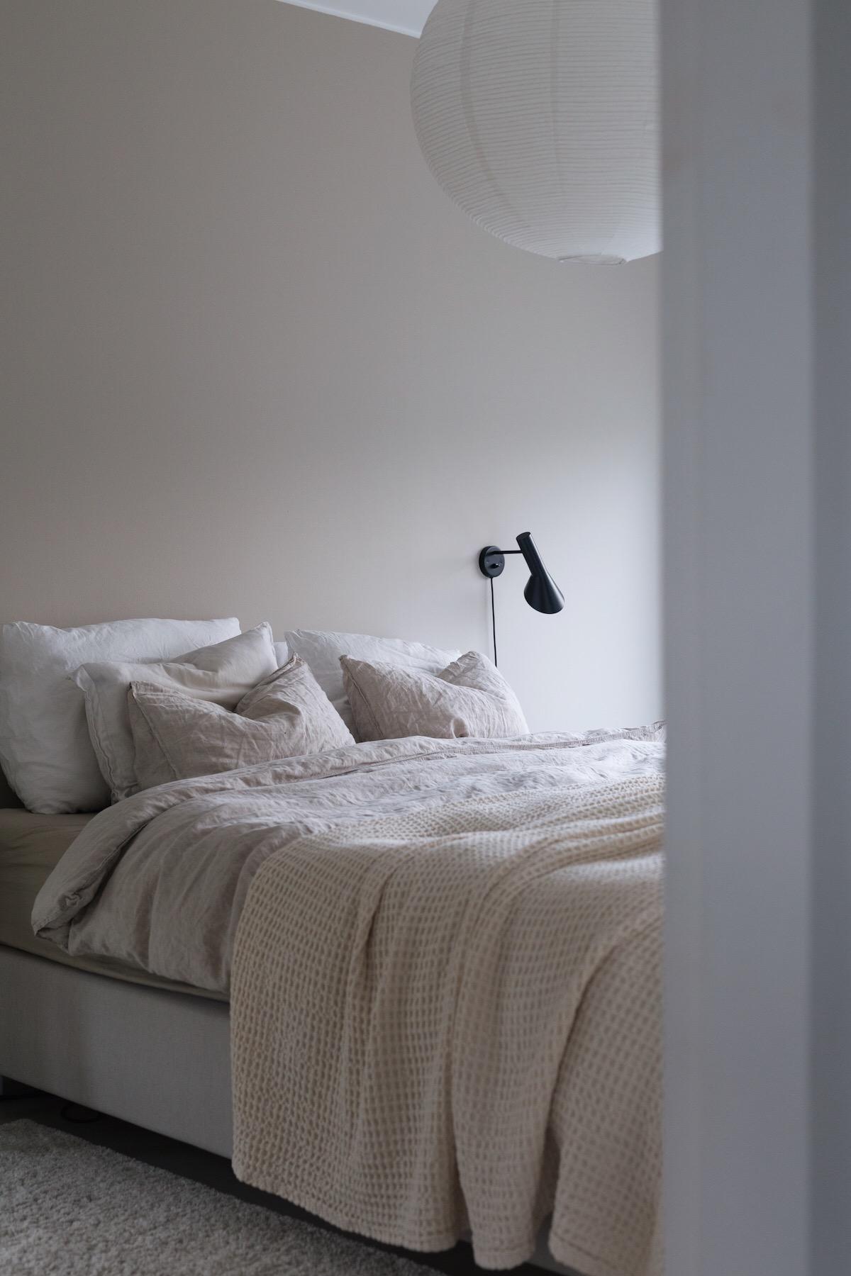 Makuuhuoneen uusi sävy
